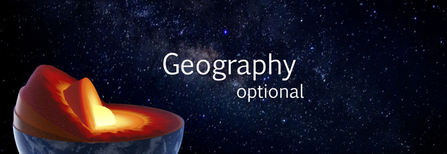 Geography Optionals
